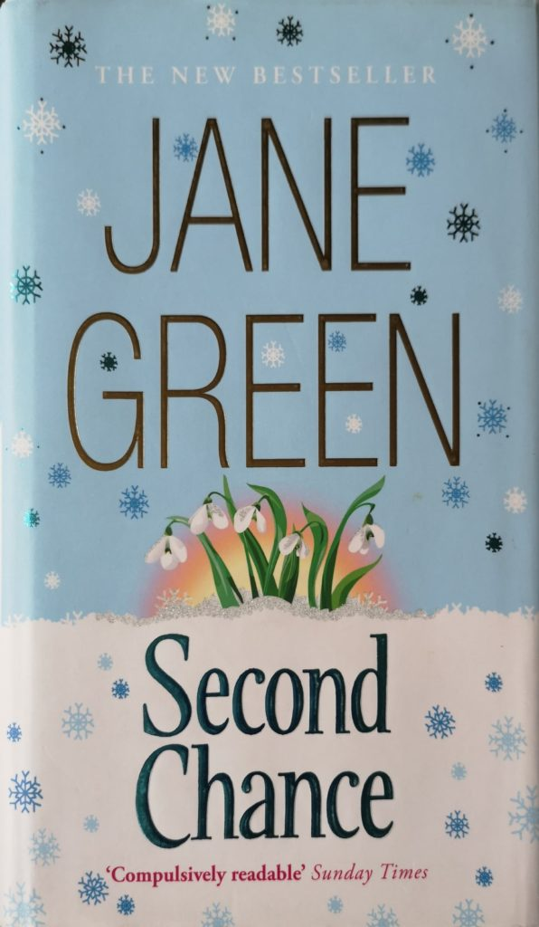 The front cover of Second Chance by Jane Green