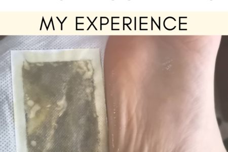 Detox Foot Pads: My Experience