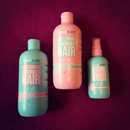 Hairburst Update - 6 Weeks