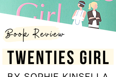Book Review - Twenties Girl by Sophie Kinsella