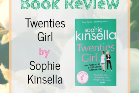 Book Review - Twenties Girl