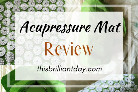 Acupressure Mat Review