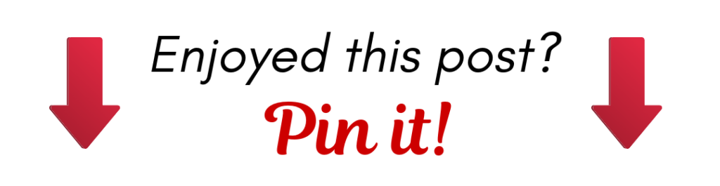 Enjoyed this post? Pin it!
