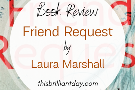 Book Review - Friend Request by Laura Marshall