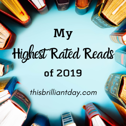 My Highest Rated Reads of 2019