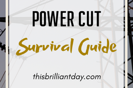 Power Cut Survival Guide
