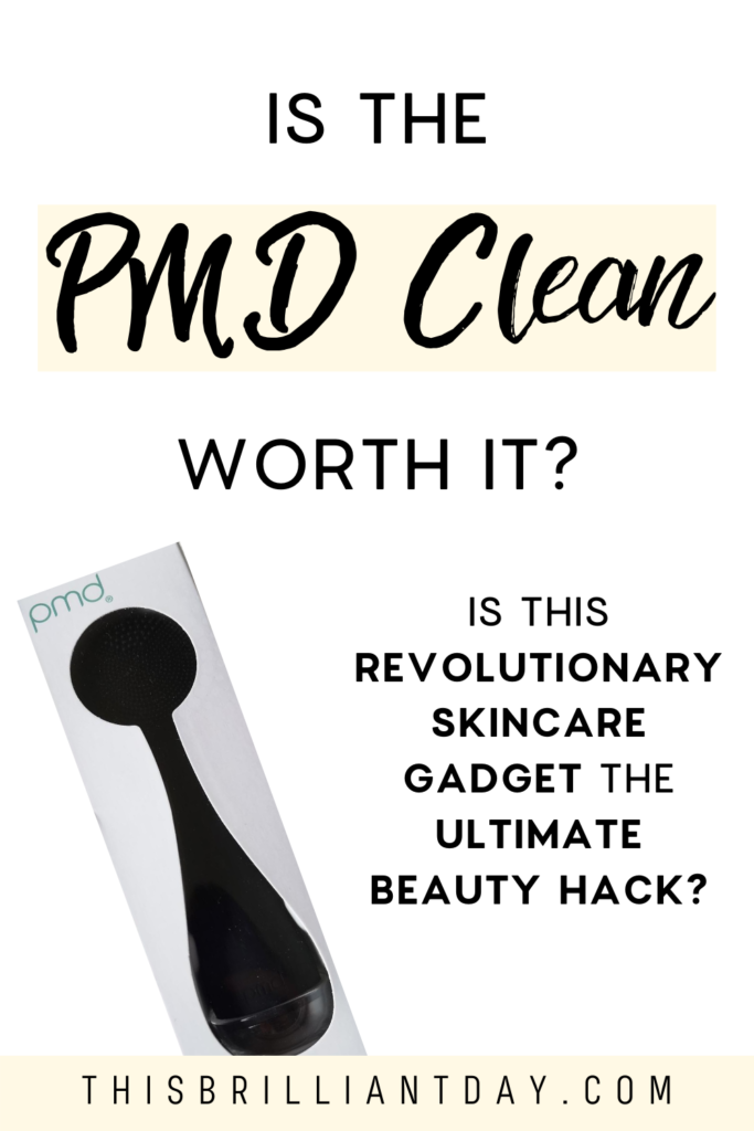 Is the PMD Clean worth it? Is this revolutionary skincare gadget the ultimate beauty hack?