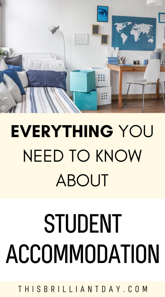 Everything You Need To Know About Student Accommodation