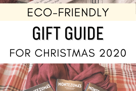 Eco-Friendly Gift Guide for Christmas 2020