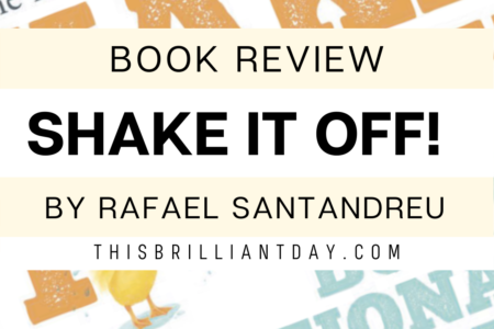 Shake It Off! by Rafael Santandreu - Book Review
