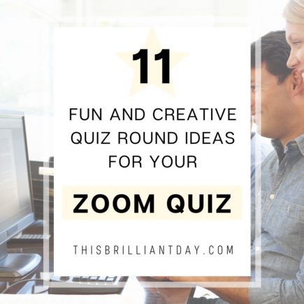 11 Fun and Creative Quiz Round Ideas for Your Zoom Quiz