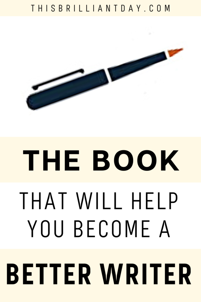 The Book That Will Help You Become A Better Writer