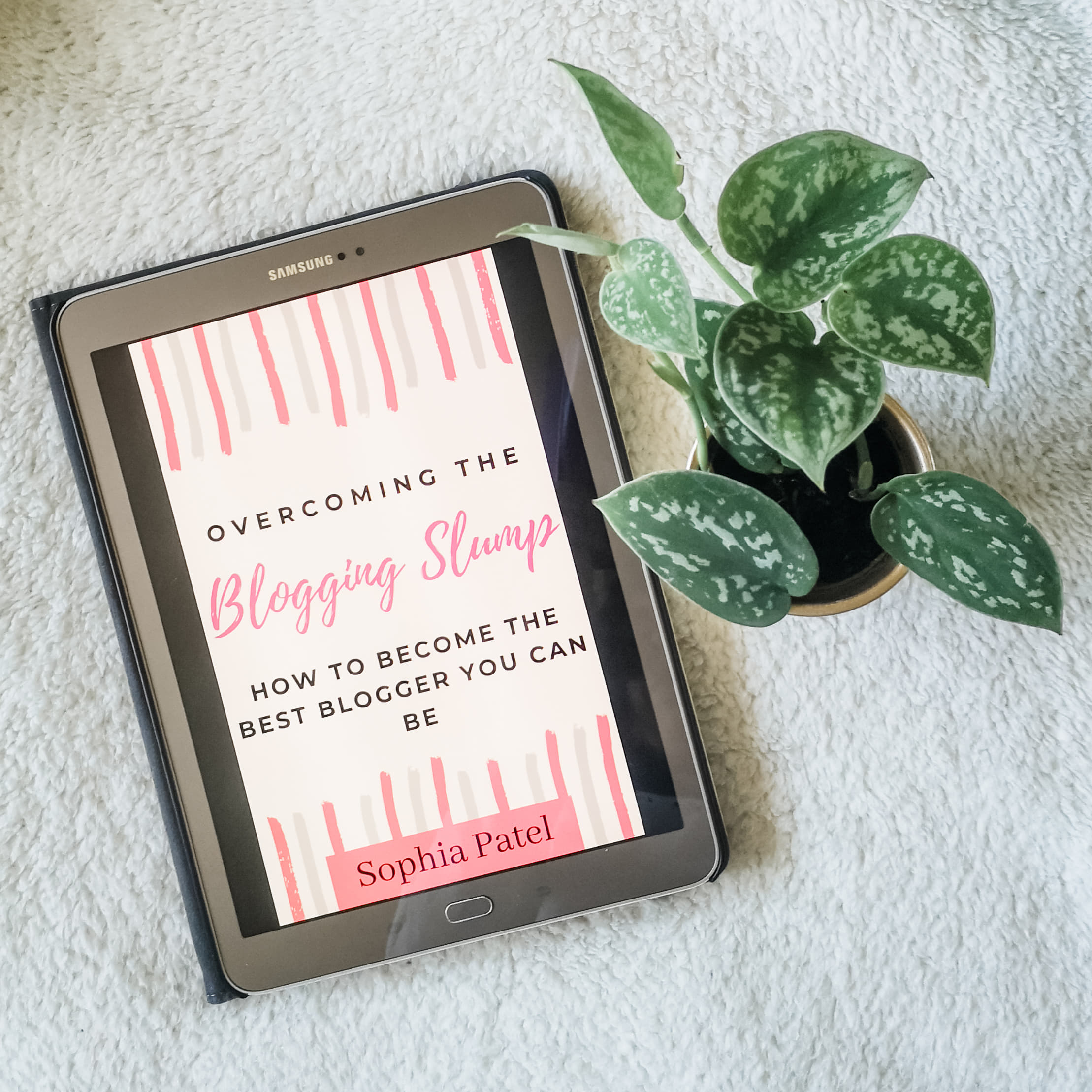 Overcoming The Blogging Slump by Sophia Patel