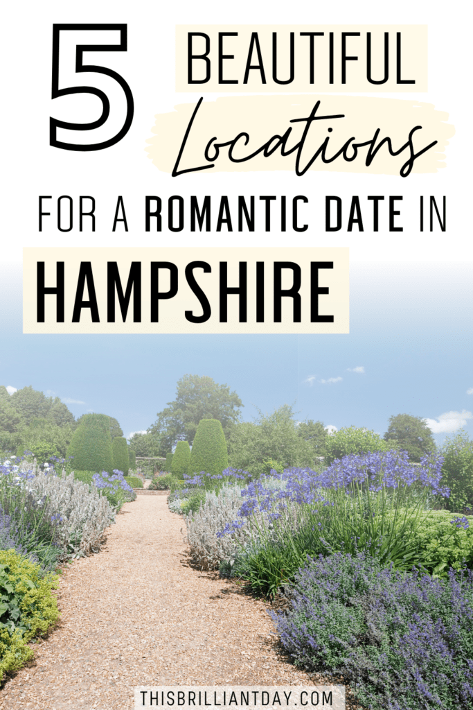 5 Beautiful Locations For A Romantic Date In Hampshire